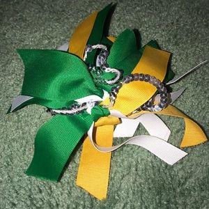 Cheer Hair Piece Bow